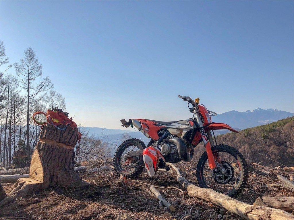 KTM 250EXCの画像