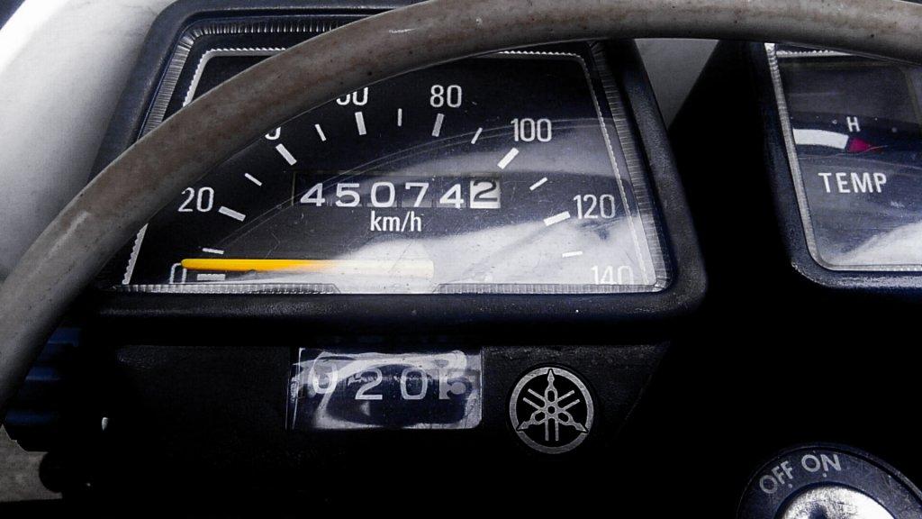 DT200Rノメーター