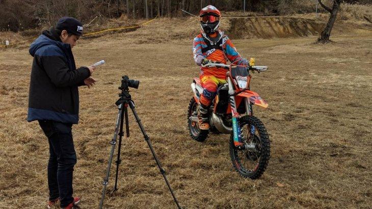 本格的なバイクPV撮影で事前にやったイメージの共有や撮影機材、BGMの選定について。【事前準備編】