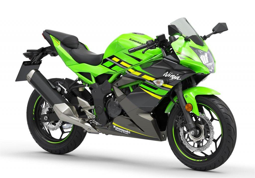 Kawasaki Ninja125