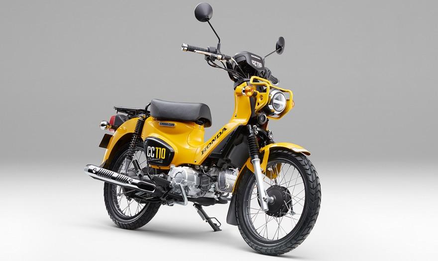 Honda クロスカブ110