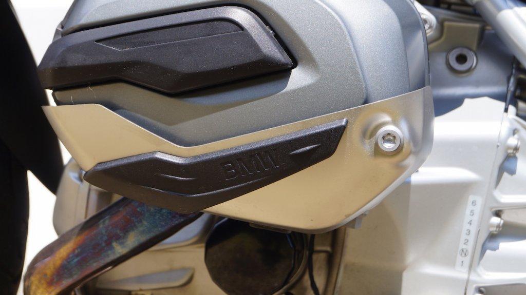 R1200GSノシリンダーガード