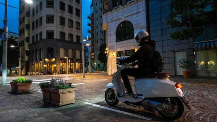 【おしゃれスクーター】ランブレッタV125に乗って分かったメリット・デメリット【インプレ】