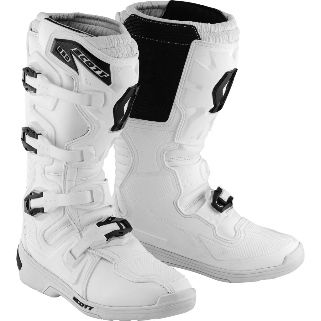 SCCOT 350 MX BOOTS 海外サイトで2.2万円