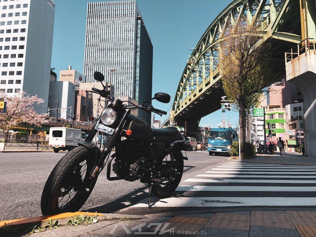 ついつい写真を撮ってしまうのはバイク乗りならでは?