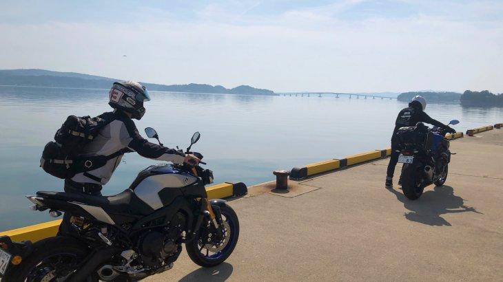 【トラブル発生】レンタルバイクでSSTRに参加してきた!-後編