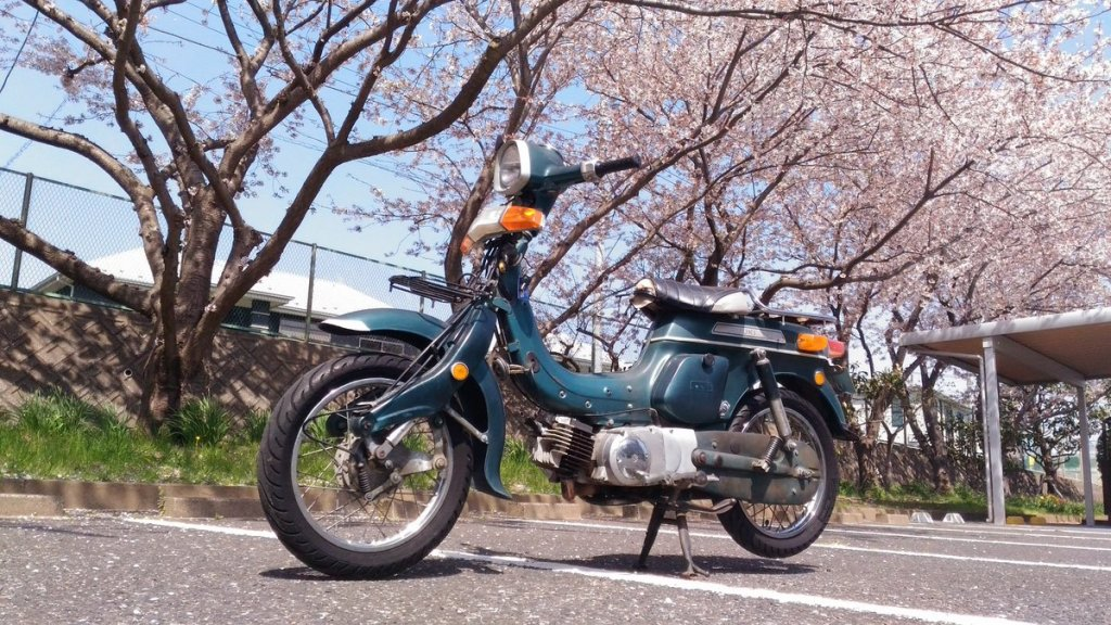 Suzuki スーパーフリー